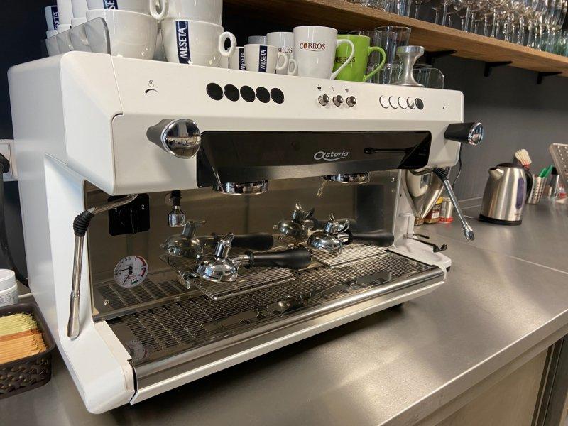 Nový kávovar= ještě lepší káva!