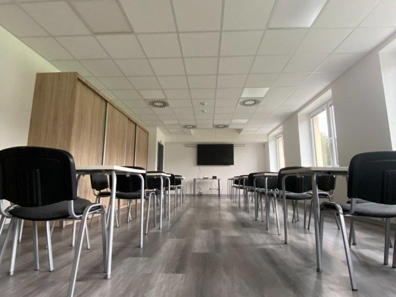 Konferenční místnosti
